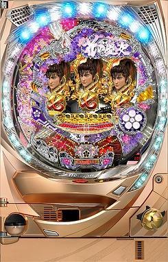 CR花の慶次〜斬N2-VG【甘デジ】